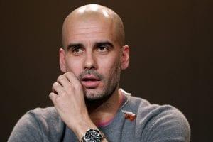 Guardiola: sognando la Premier sceglierà il Bayern   ©  Christof Koepsel/Getty Images