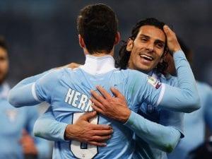 Senza Klose, la Lazio si affida a Floccari | ©Paolo Bruno/Getty Images