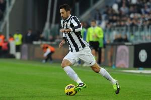 Mirko Vucinic  titolare contro l'Udinese | © Valerio Pennicino/Getty Images