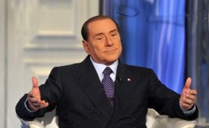 Berlusconi scuse a Balotelli | © TIZIANA FABI/AFP/Getty Images