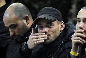 Moratti preme su Sneijder perchè decida su offerta Galatasaray | © Claudio Villa/Getty Images