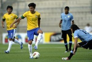 La Juve acquista il figlio di Bebeto, Mattheus Oliveira © ALEJANDRO PAGNI/AFP/Getty Images