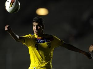 Josè Cevallos, impegnato nel Sudamericano Under 20 © ALEJANDRO PAGNI/AFP/Getty Images