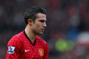 van Persie, ancora decisivo per le sorti dello United ©  Alex Livesey/Getty Images