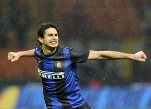 Inter-Bologna 3-2, Ranocchia festeggia gol decisivo | © Claudio Villa/Getty Images