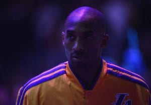 Kobe Bryant vuole uscire dal tunnel | ©Harry How/Getty Images