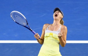 Maria Sharapova ©Ryan Pierse/Getty Images