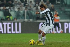 Juventus-Lazio, Matri unica punta per Conte | © Valerio Pennicino/Getty Images Sport