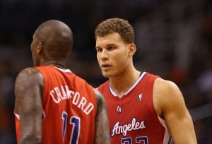 Blake Griffin e i suoi Clippers continuano a perdere | ©Christian Petersen/Getty Images