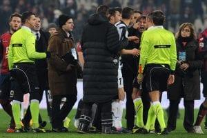 Juventus-Genoa 1-1, Conte contro Guida | © Valerio Pennicino/Getty Images