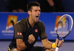 Il serbo Novak Djokovic ©GREG WOOD/AFP/Getty Images