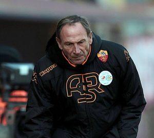 Zeman rimane in sella, ma può saltare già contro il Cagliari | ©Gabriele Maltinti/Getty Images