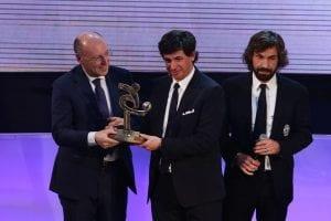 Andrea Pirlo eletto miglior calciatore del 2012 | © Vittorio Zunino/GettyImages