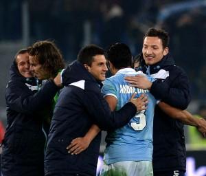 Lazio-Juventus 2-1, Floccari al 93' regala la finale | © ALBERTO PIZZOLI/Getty Images