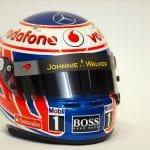Casco Jenson Button