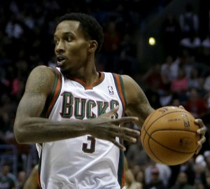 Brandon Jennings ospita Chicago | ©Mike McGinnis/Getty Images