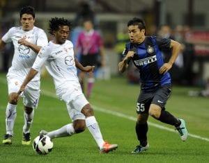 Fiorentina Inter © Claudio Villa Getty Images Sport