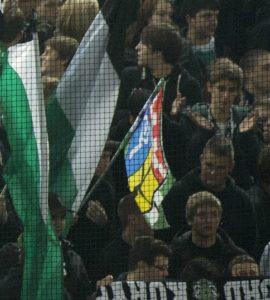 Europa League, barbarie tedesche a Roma   © ODD ANDERSEN/Getty Images