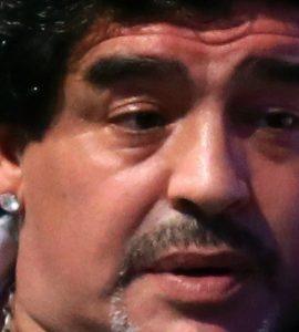 Maradona torna a Napoli | © MARWAN NAAMANI AFP/Getty Images