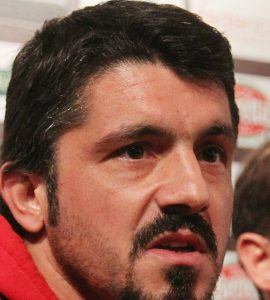 Gattuso allenatore-giocatore del Sion | © Maurizio Lagana/ Getty Images Sport