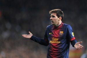 Messi nervoso, insulta Karanka e Arbeloa © Denis Doyle/Getty Images