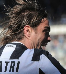 Matri, la concorrenza non lo spaventa | © Dino Panato/Getty Images
