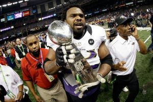 I Ravens di Baltimora vincono il Super Bowl XLVII © Ezra Shaw/Getty Image