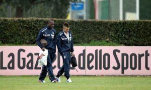 Balotelli - El Shaarawy, coppia d'attacco dell'Italia contro l'Olanda © Gabriele Maltinti/Getty Images