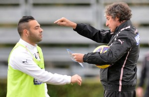 Miccoli e Malesani, da loro due dipende la salvezza del Palermo © Tullio M. Puglia/Getty Images