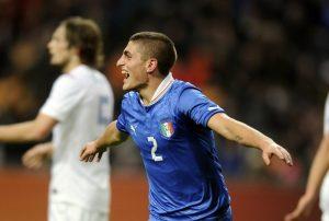 Verratti, autore del gol del pareggio © Claudio Villa/Getty Images