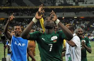 Burkina Faso conquista una storica finale © ISSOUF SANOGO/AFP/Getty Image