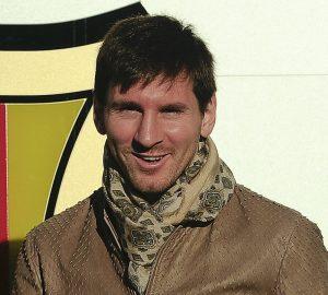 Leo Messi ha rinnovato con il Barcellona fino al 2018 | © JOSEP LAGO/Stringer / Getty Images