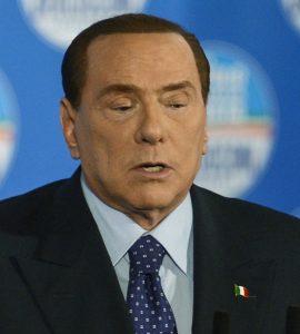 Berlusconi, capitali stranieri nel Milan solo se costretto   © ANDREAS SOLARO/Getty Images