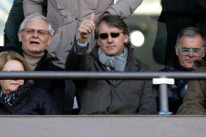 Mancini, obiettivo della Roma 2013-2014 © Gabriele Maltinti/Getty Images