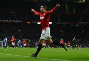 Van Persie ancora decisivo con il Manchester United © Shaun Botterill/Getty Images