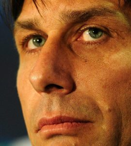 Conte carica la Juventus prima del Siena   © Stu Forster Getty Images Sport