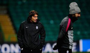 Esordio per Antonio Conte in Champions League © Stu Forster/Getty Images