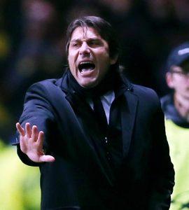 Conte vince la panchina d'oro | ©  AFP/Getty Images
