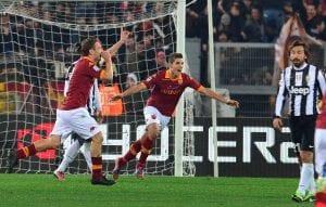 Roma - Juventus | © GABRIEL BOUYS/AFP/Getty Images