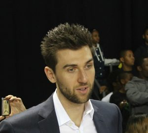 Andrea Bargnani | © Louis Dollagaray/Getty Images