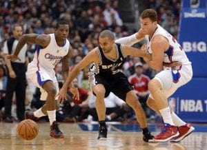 Tony Parker trionfa allo Staples Center | ©Harry How/Getty Images