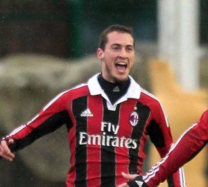 Simone Andrea Ganz miglior marcatore del Viareggio | Gabriele Maltinti/Getty Images