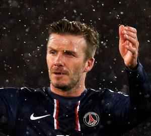 David Beckham debutta col Psg | ©Dean/Getty Images