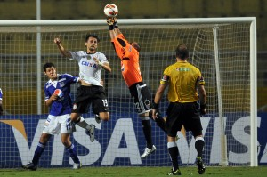 Copa Libertadores | © NELSON ALMEIDA/AFP/Getty Images