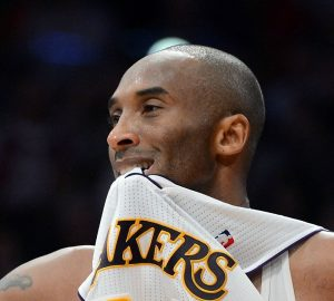 Kobe Bryant di scena a Brooklyn | ©Harry How/Getty Images