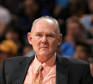 George Karl, coach di Denver | ©Doug Pensinger/Getty Images