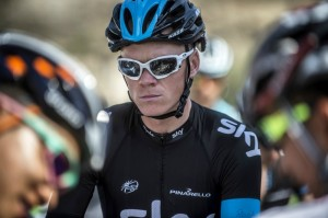 Christopher Froome ©JEFF PACHOUD/AFP/Getty Images