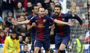 I numeri del Barcellona con le italiane   ©Getty Images