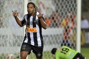 Ronaldinho è l'uomo in più dell'Atletico Mineiro nella Libertadores | ©Getty Images