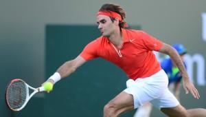 Roger federer © FREDERIC J. BROWN/AFP/Getty Images